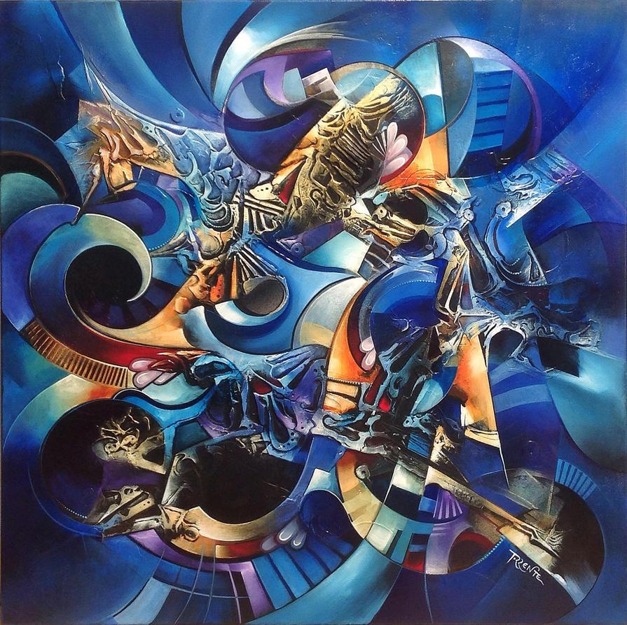 Blue floyd by Amytea