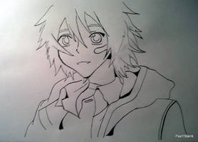 Shion From Number 6, the anime
