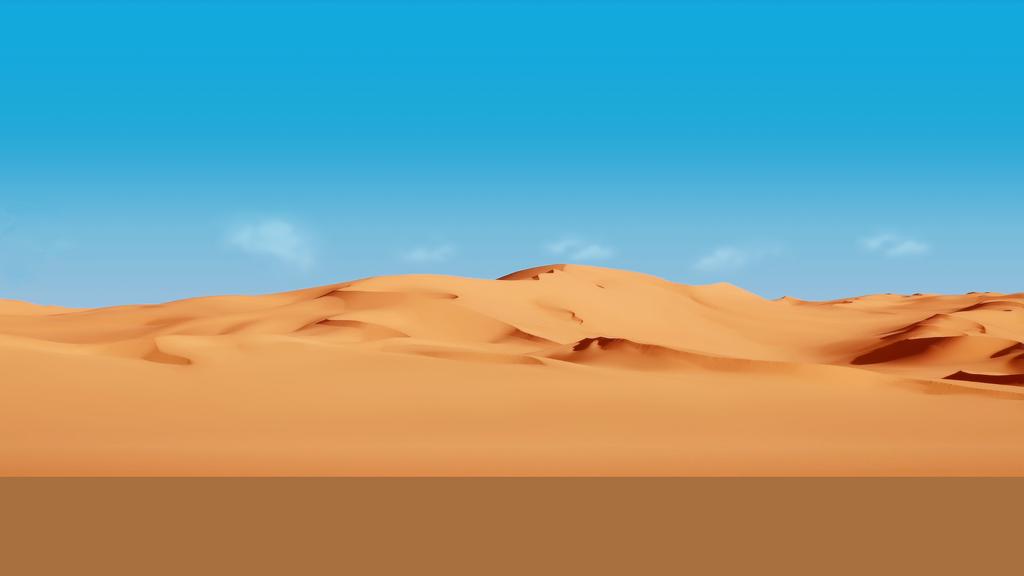 Desert HD Wallpaper by solutionall