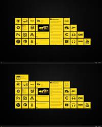 My Desktop Screenshot BlackLimboo by solutionall