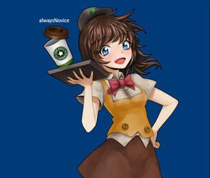 Coffee by alwaysNovice