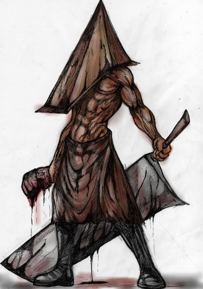 Pyramid head color by finaladventure