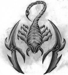 The tattoo by Twiztdayngel