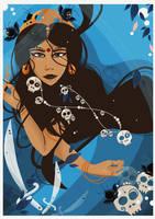 Kali by Araniel