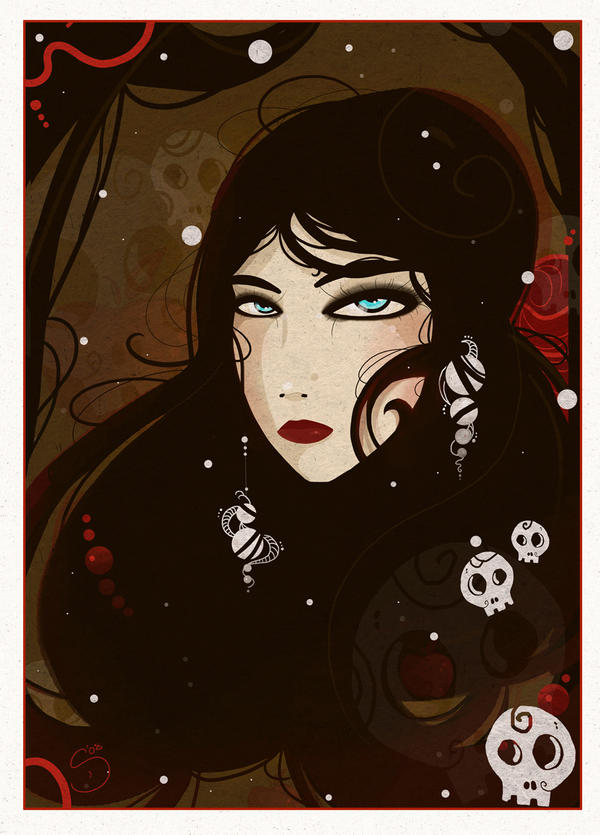 snow white by Araniel