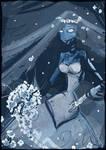 corpse bride scribble