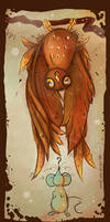 Owl by Araniel