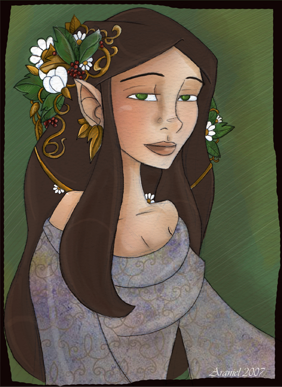 Melian by Araniel