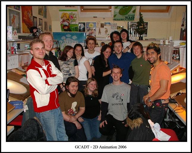 GCADT 2D Anim 2005-07 by Araniel