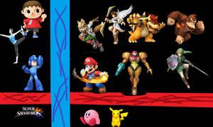 Super Smash Bros 2013