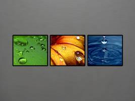 WaterDrops Lite by grevenlx