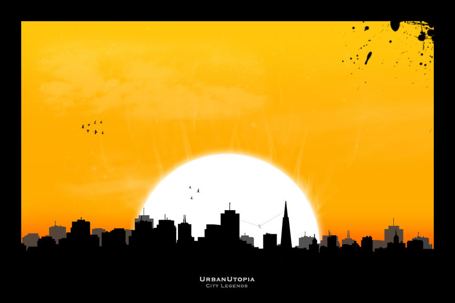 Urban Utopia - City Legends by grevenlx