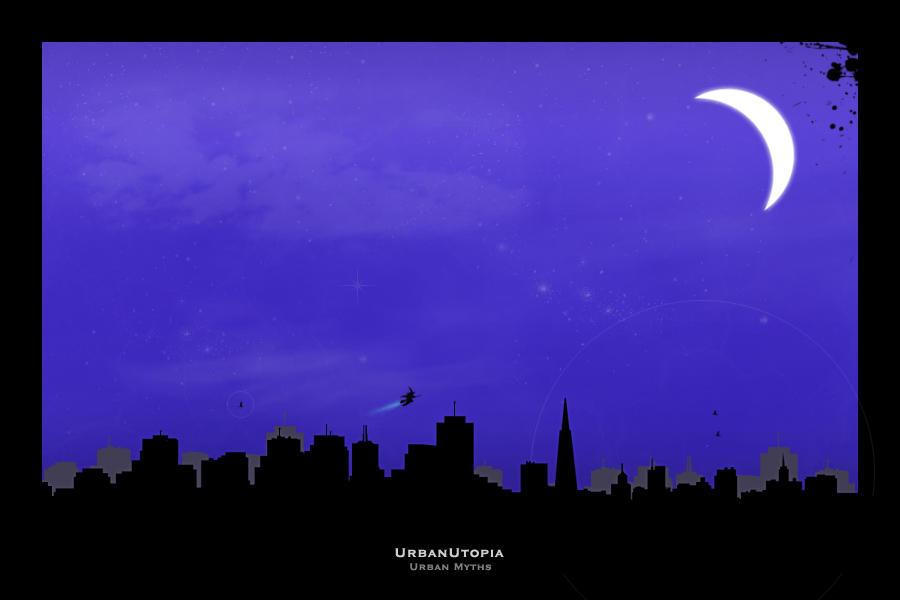 Urban Utopia - Urban Myths by grevenlx