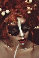 Autumn Ophelia 2 by AlRocksUrSocks