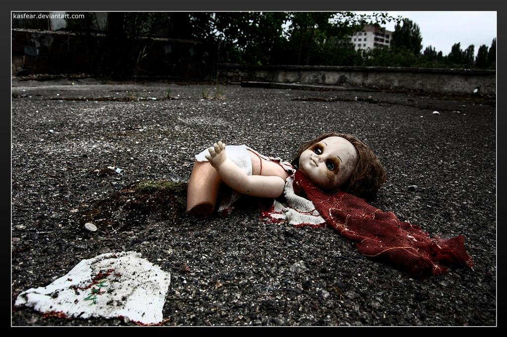 Chernobyl doll by KasFEAR