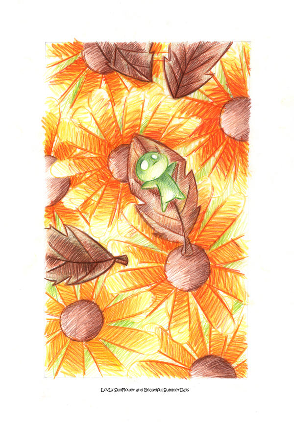 LovLy Sunflowers ... by dheny