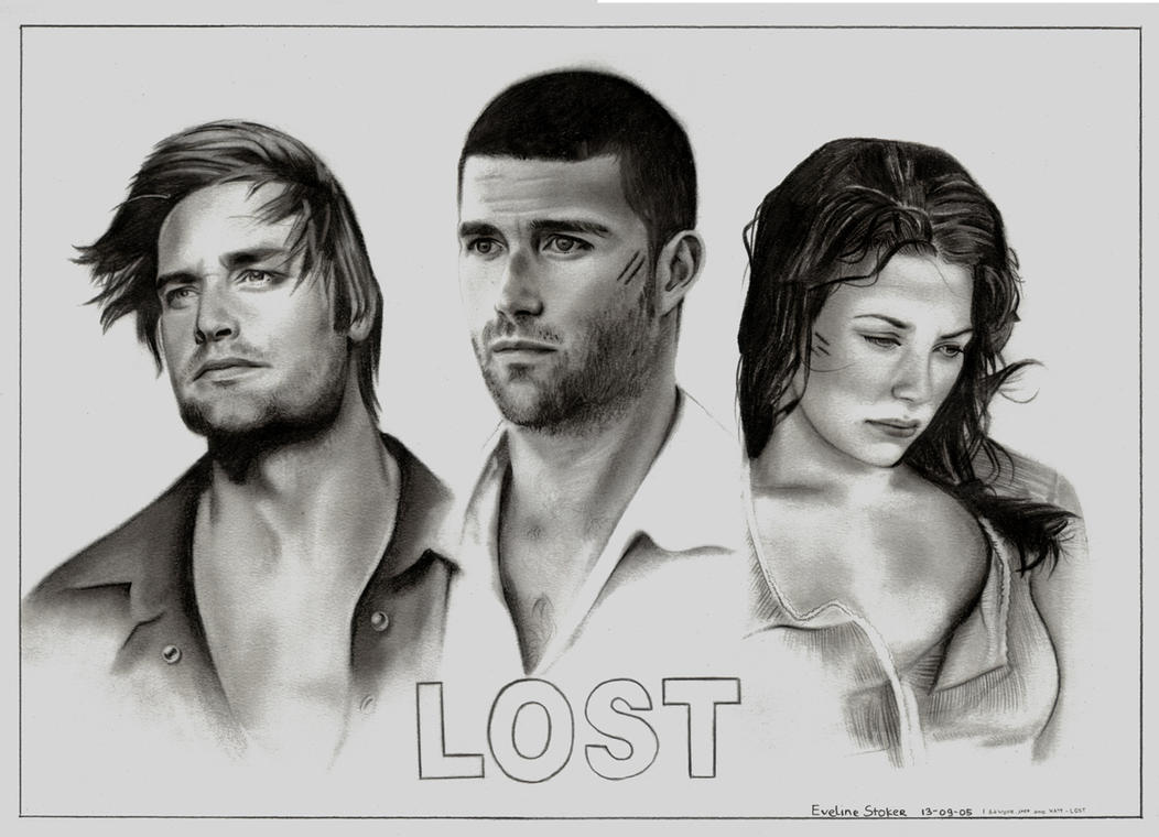 Lost............. Lost___Sawyer__Jack_and_Kate_by_Evelinelily