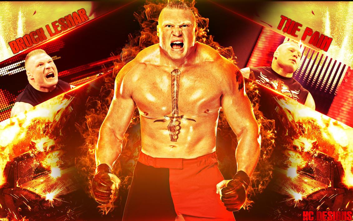 Brock Lesnar Wallpaper By KCWallpapers