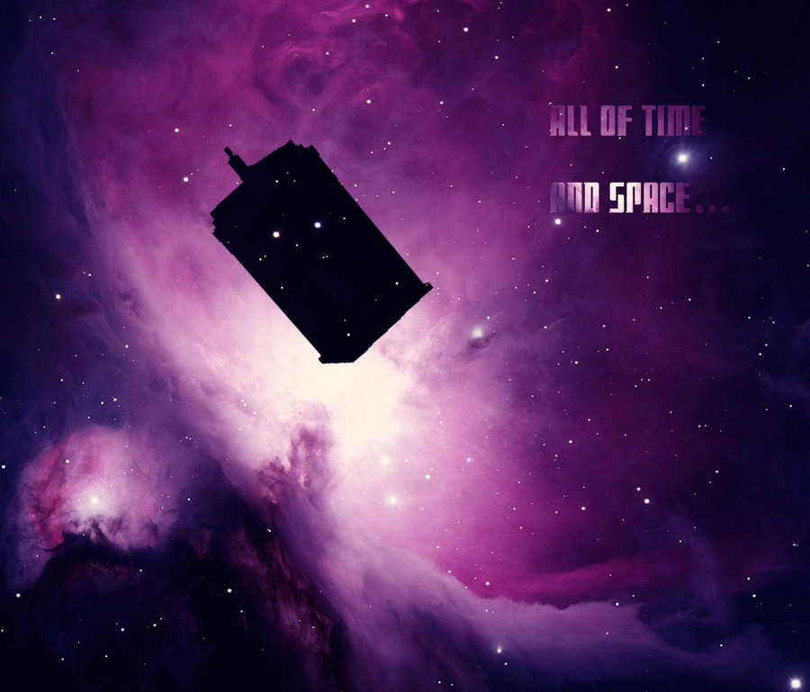 All of Time and Space by Ooiboy