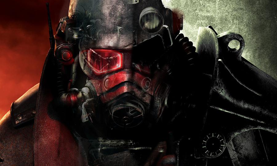 Fallout 3 New Vegas by Ooiboy