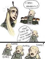 Hobbits by ResponsLive