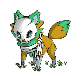 Fox adopt 2