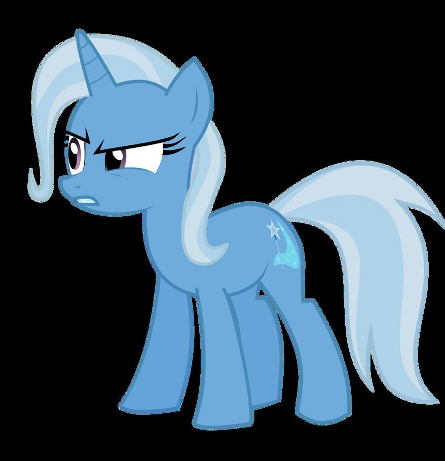 My little pony trixie vector - photo#18