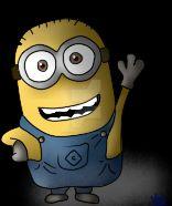 Minion Despicable me - Birthday Contest Kharotus by VenusdeMilo2703