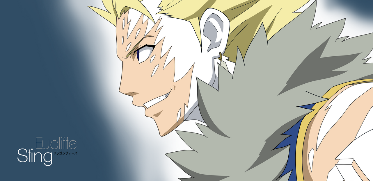 Sting Eucliffe - Dragon Force by cindDS on DeviantArt