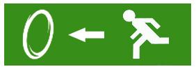 Emergency Exit by Rosenred