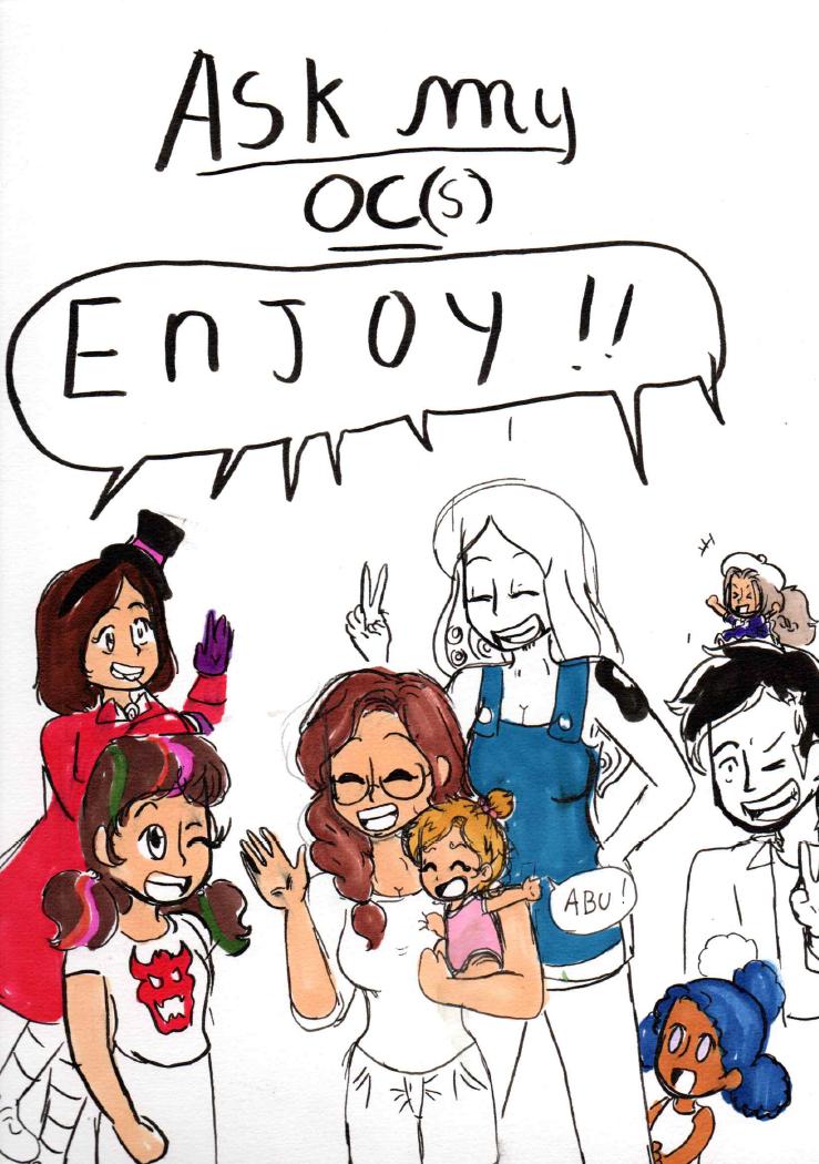 Ask my ocs