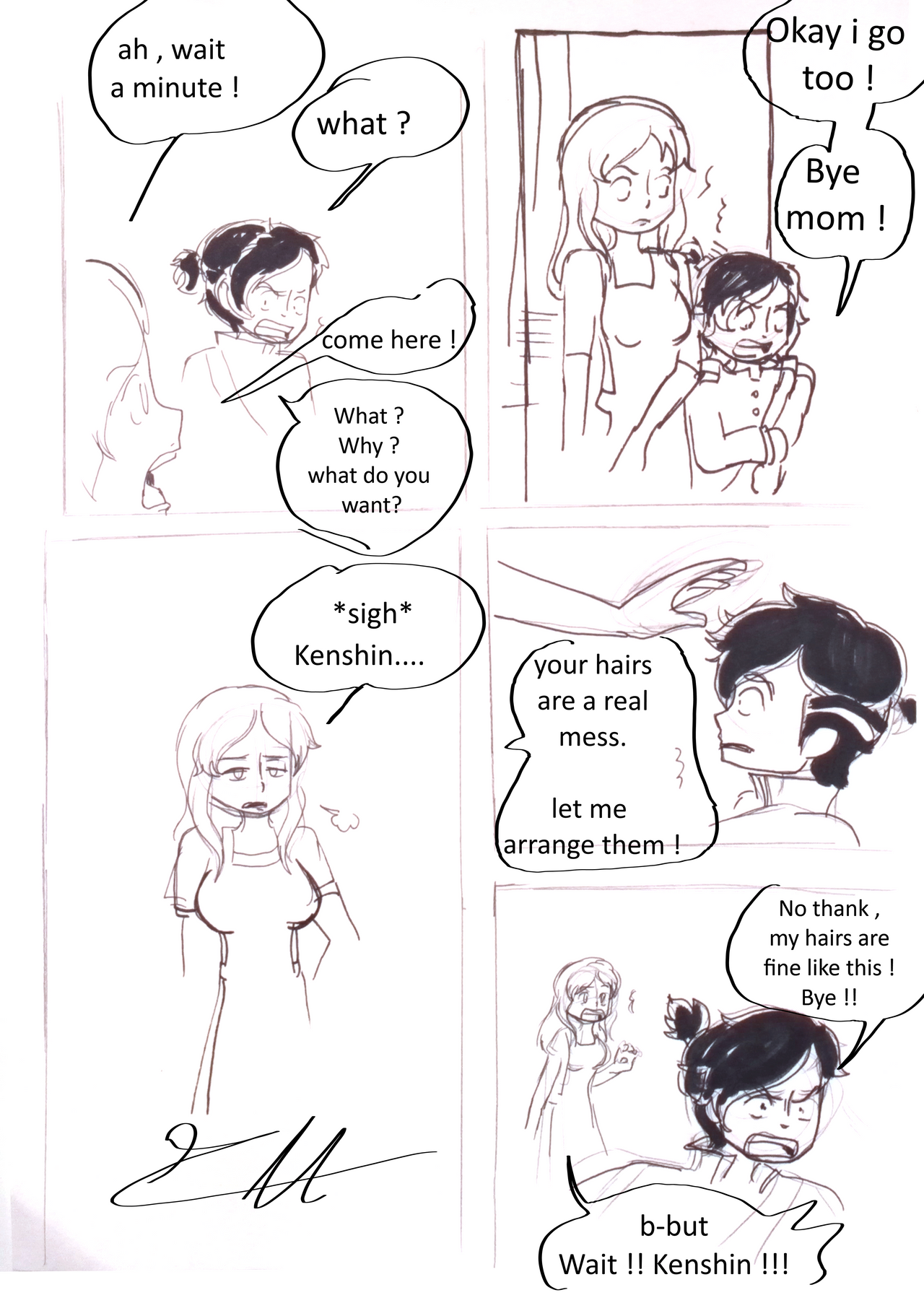 Hungry day Chap 2 p 11