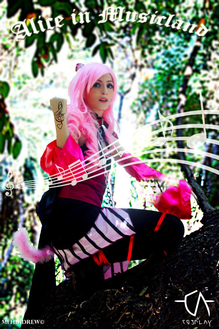 Luka: Cheshire cat by Orin10