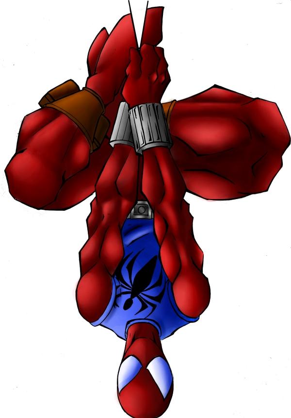 Scarlet Spider Man V20 By El Caudillo On Deviantart