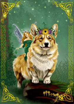 The Fairy Steed