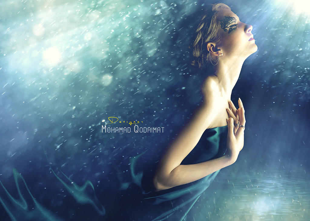 UnderWater | I'm alive by QdMohamad