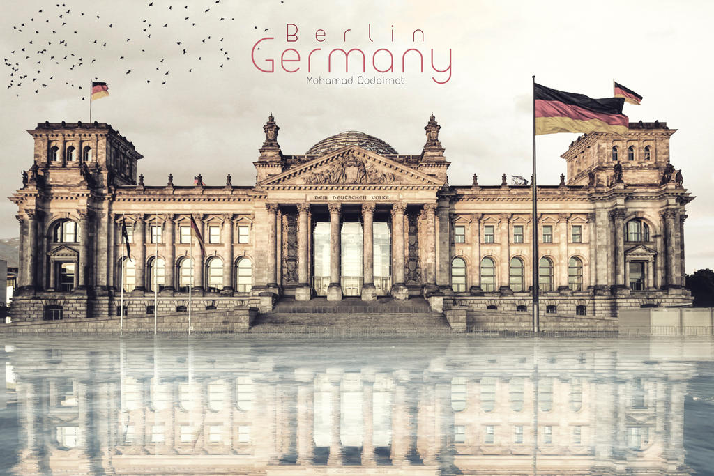 Germany by QdMohamad