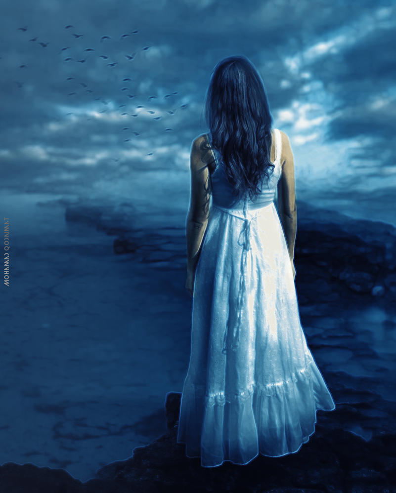 blue night :: by QdMohamad