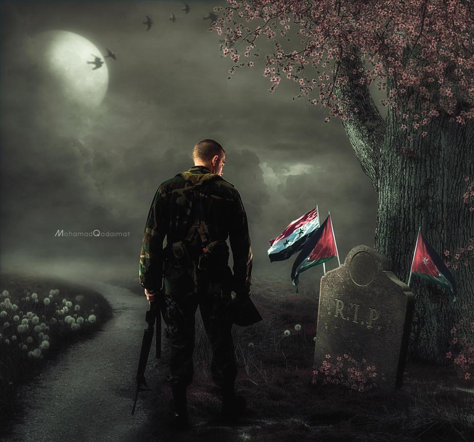 Martyrs | Palestine , Jordan , Syria | by QdMohamad