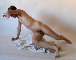 male gesture nude 8 by TheMaleNudeStock