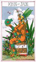 Xochipilli, King of jade