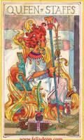 Chantico Tarot Card