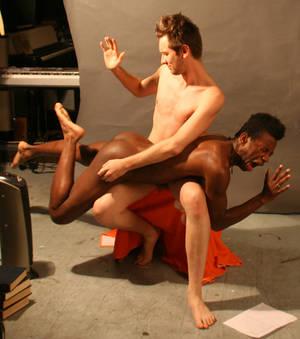 Gay Spanking