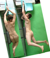 Rope Swing Boys Nude by TheMaleNudeStock