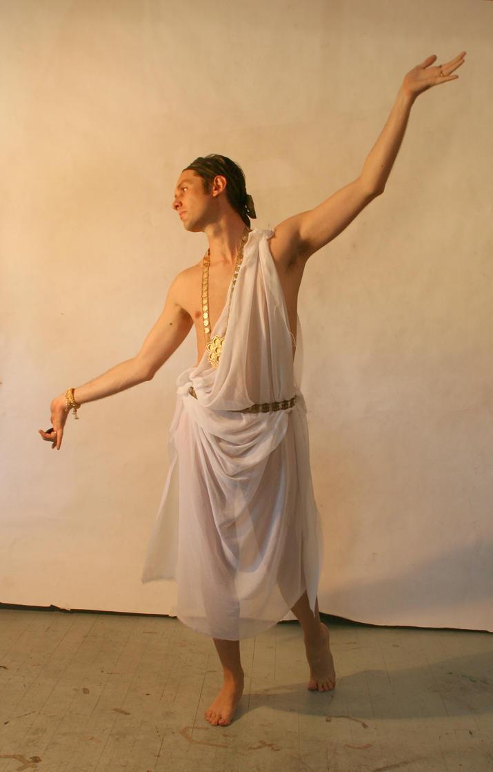 Greek Male 1 by TheMaleNudeStock