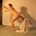 Fighting Nude Warrior 8