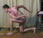 Male Nude Gesture 2