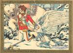 Gay Russian Fairy Tale Snow King
