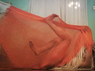 the hammock, male nude 1 by TheMaleNudeStock