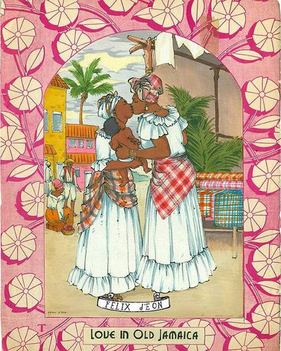 love in old jamaica